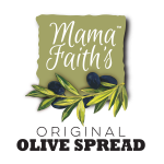 Mama Faith's Original Olive Spread Logo